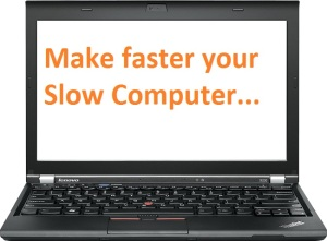 make-computer-faster