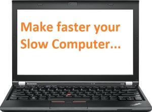make-computer-faster